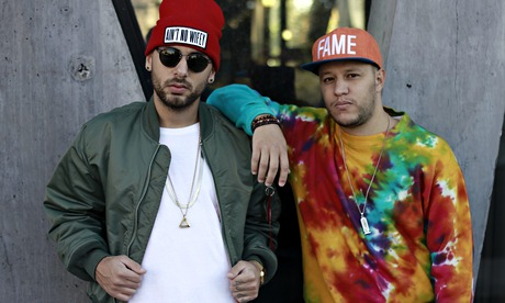 Amine Edge & Dance talk G-House