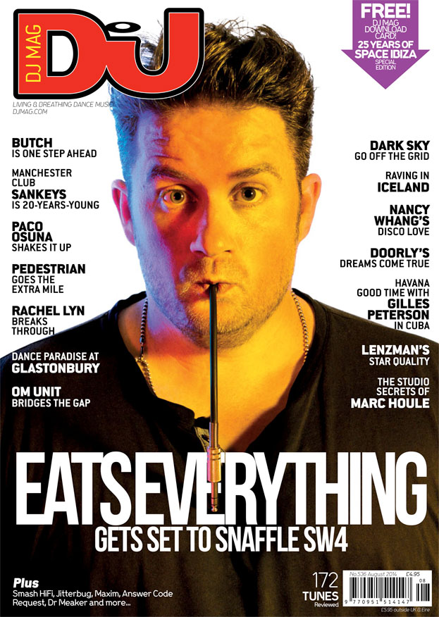 eats everything cover
