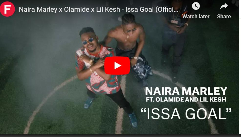 naira issa goal